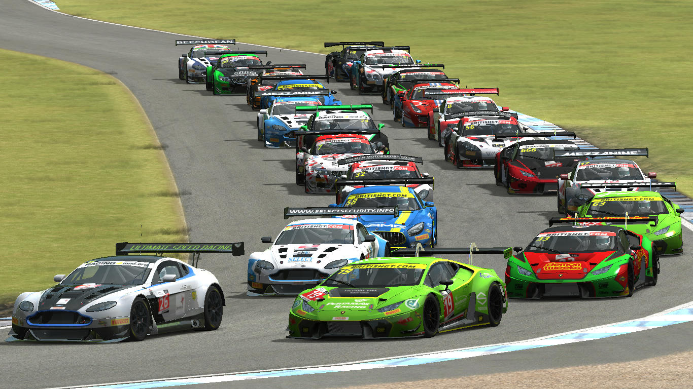 Ams British Gt Gt3 2016 V1 0 Skinpack Released
