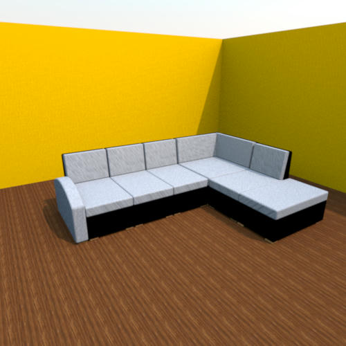 Sweet Home 3d Forum View Thread New Model Corner Sofa