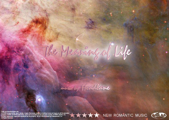the, meaning of life, love, life, love story, lovely, peace, romantic, romance, new track, audiojungle, headlane, move, marriage, marry, sentimental, tender, true, touching, wedding