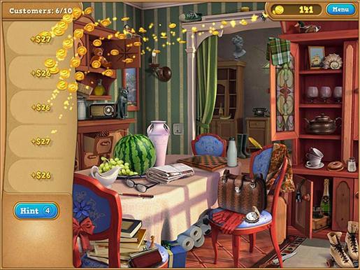 Gardenscapes 2 ภาพตัวอย่าง 01