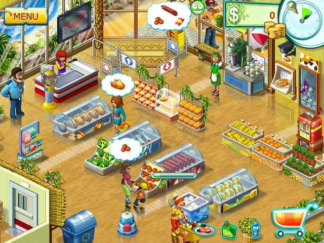 Supermarket Mania 2 ภาพตัวอย่าง 02