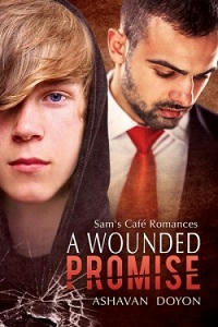 Ashavan Doyon - A Wounded Promise Cover s