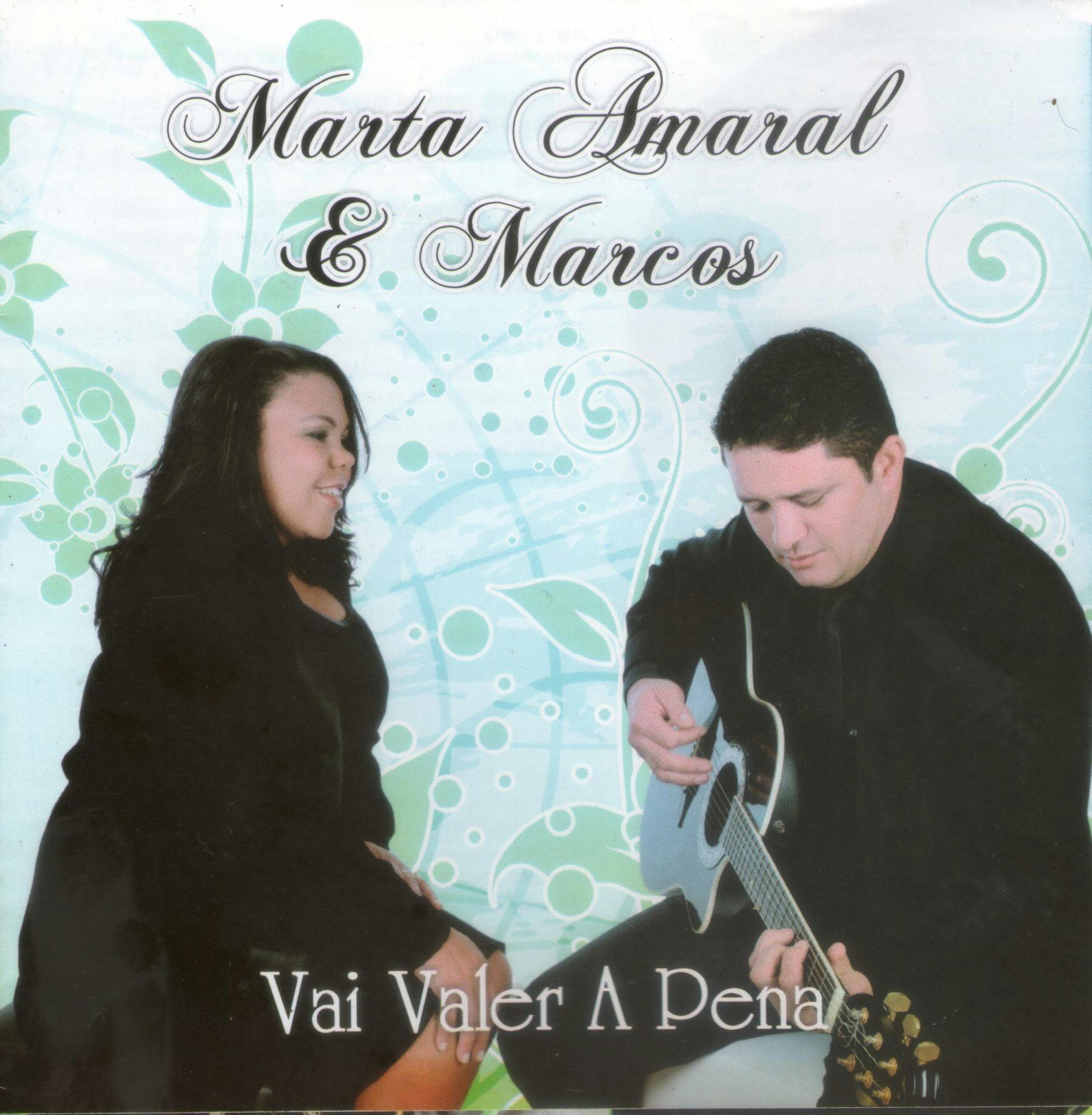 Marta Amaral e Marcos