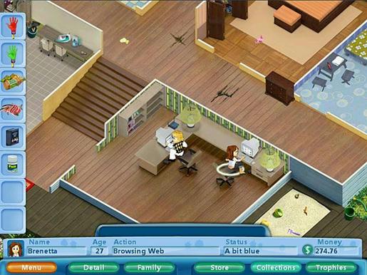 Virtual Families ภาพตัวอย่าง 03