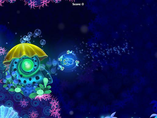 Glow Fish ภาพตัวอย่าง 03