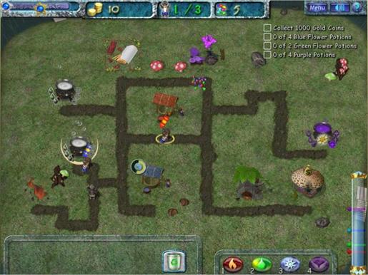 Magic Cauldron Chaos ภาพตัวอย่าง ๒