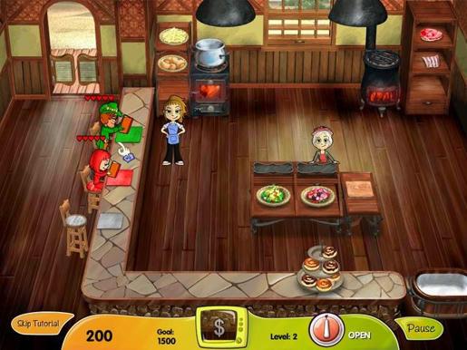 Cooking Dash - DinerTown Studios ภาพตัวอย่าง 03