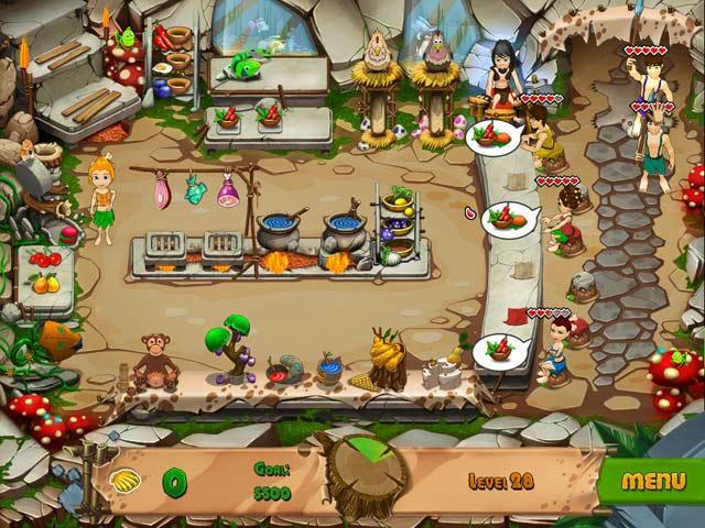 Stone Age Cafe ภาพตัวอย่าง 02