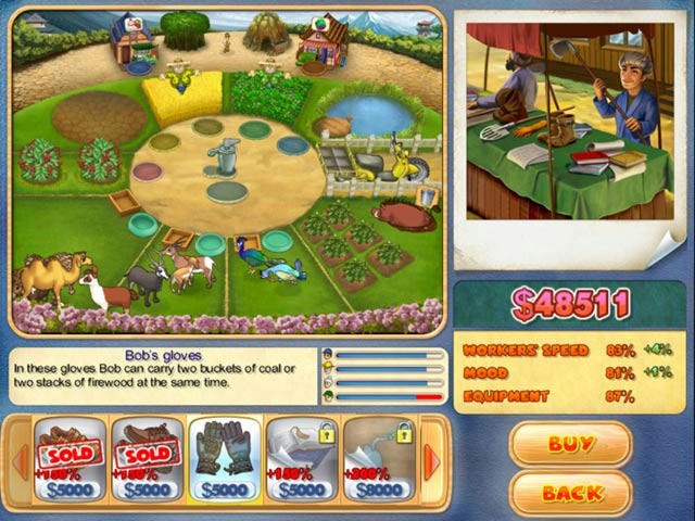 Farm Mania - Hot Vacation ภาพตัวอย่าง 03