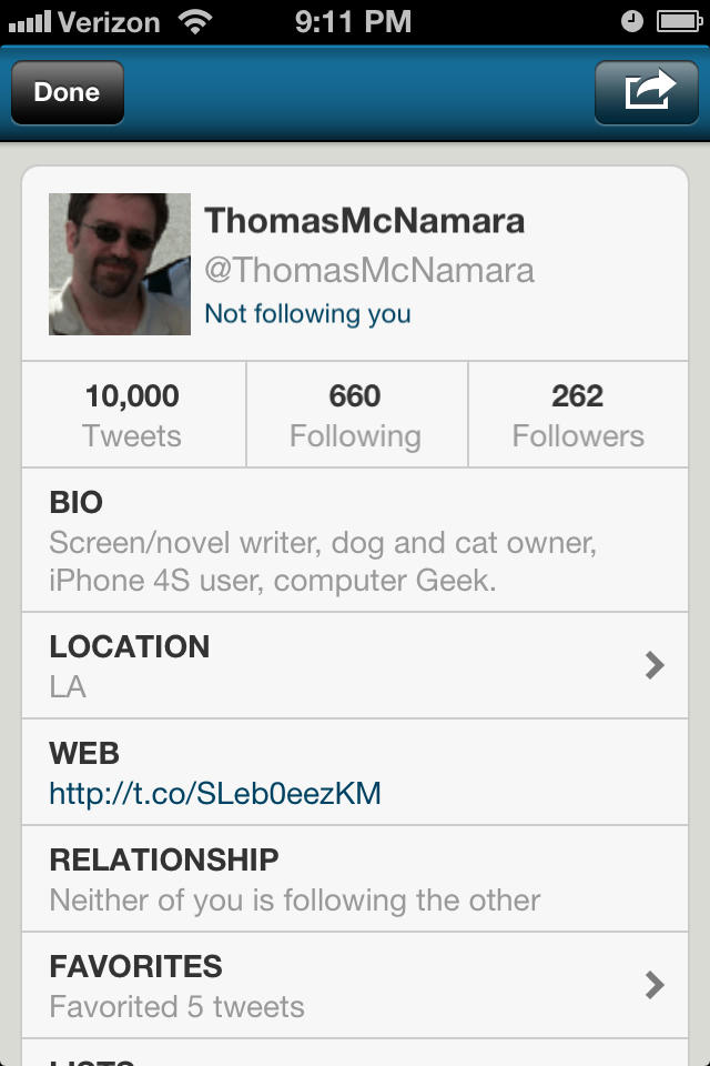 10K tweets