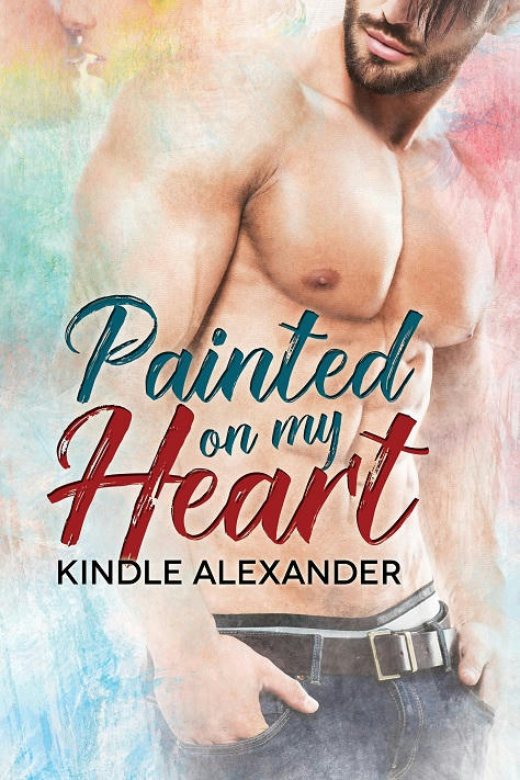 Kindle Alexander - Painted On My Heart Cover
