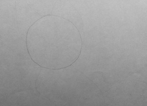 Как рисовать аниме лисичку цветными карандашами