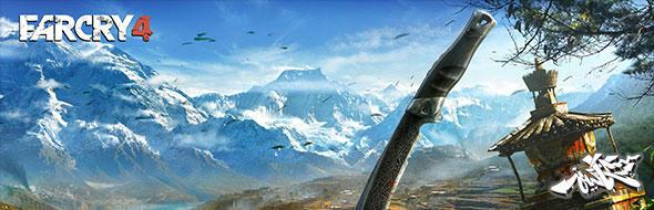 با تریلری جدید از عنوان Far Cry 4 همراه شوید