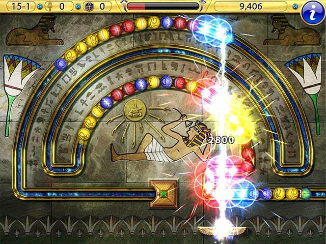Luxor Amun Rising ภาพตัวอย่าง ๒