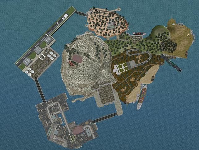 [MAPS] BLAKE ISLAND