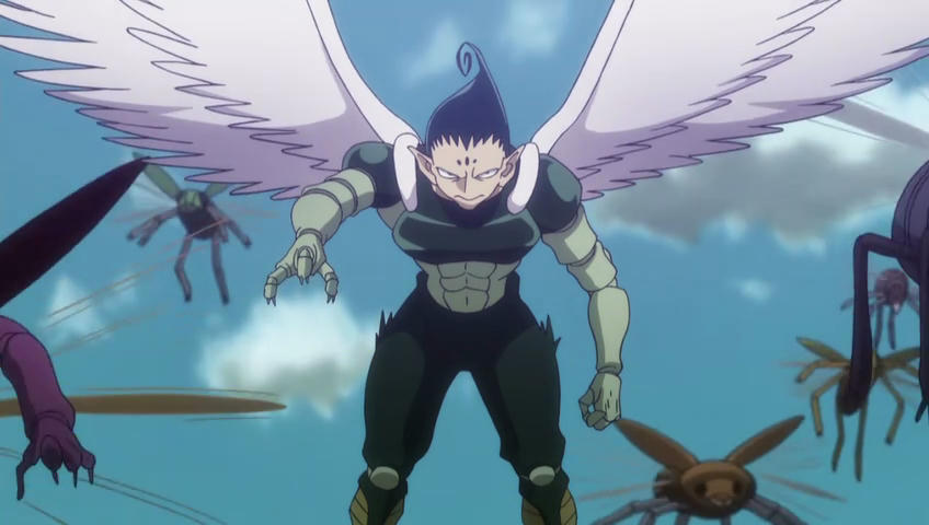 HunterXHunter 2011