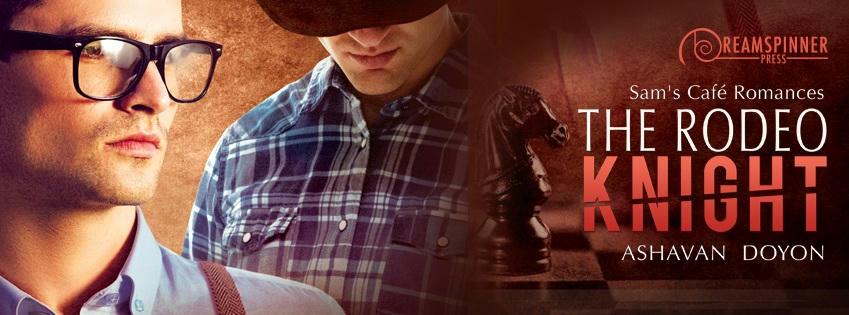 Ashavan Doyon - The Rodeo Knight Banner