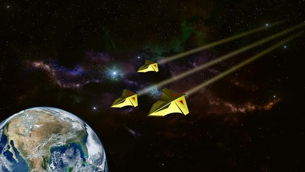 Físico de partículas británico afirma que alienígenas se habrían extinguido