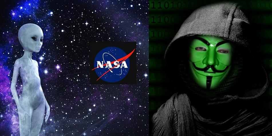 Lo que hay tras la respuesta de la NASA al video de Anonymous