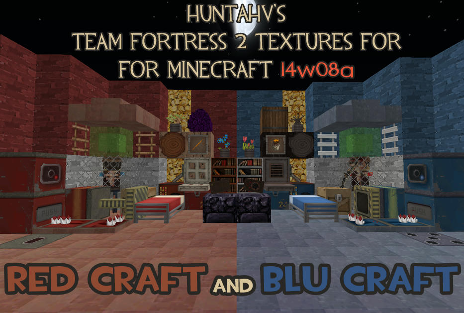 32x 14w08a Team Fortress 2 Texture Pack Welcome The