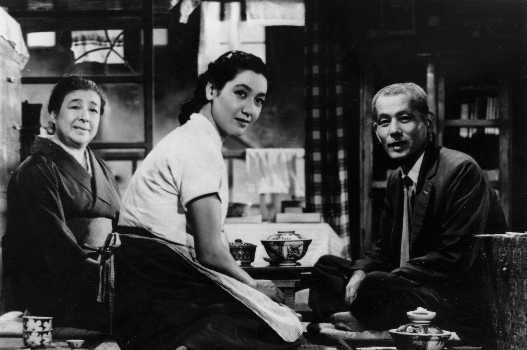 Tokyo story 1953