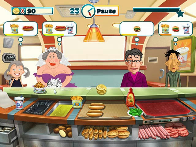 Happy Chef ScreenShot02