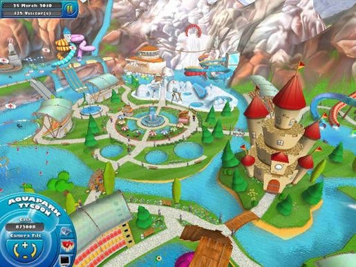 Aqua Park Tycoon ภาพตัวอย่าง ๑