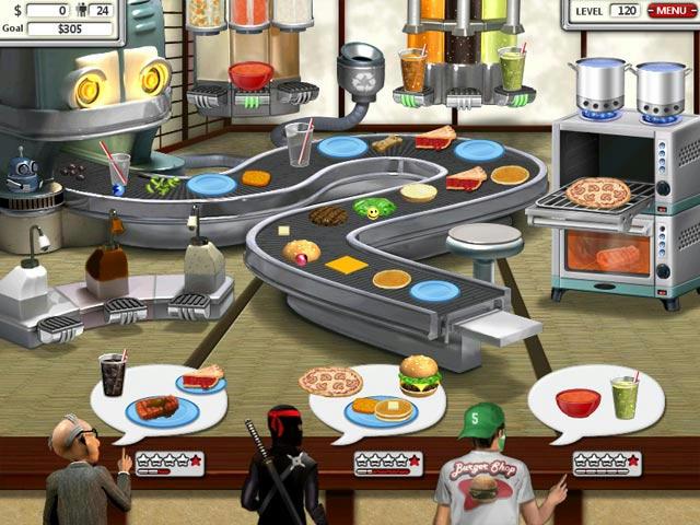 Burger Shop 2 ภาพตัวอย่าง 02