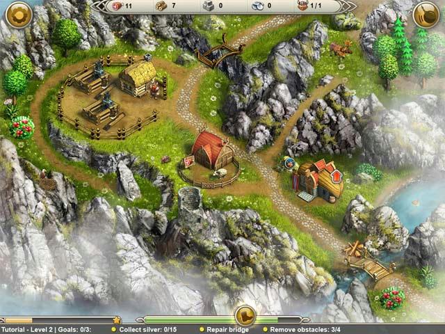 Viking Saga ภาพตัวอย่าง 01