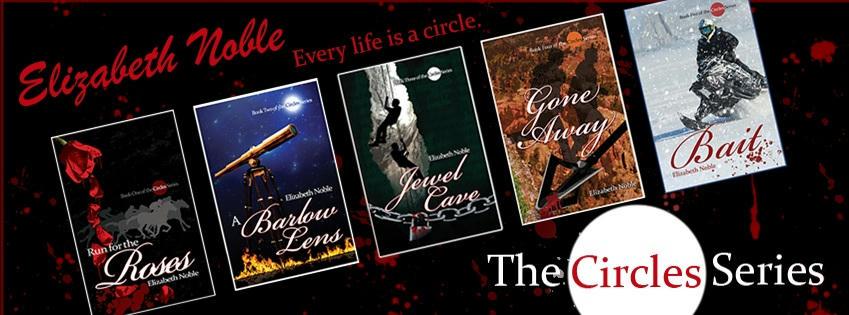 Elizabeth Noble - Circles series banner