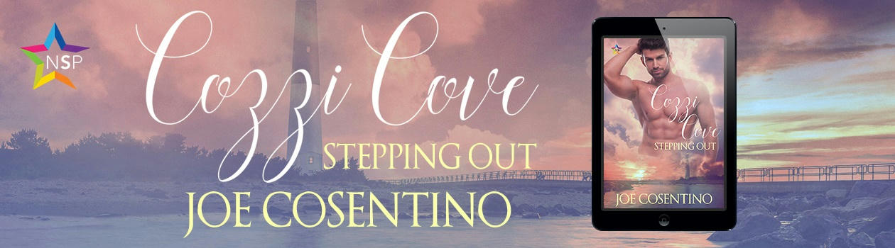 Joe Cosentino - Stepping Out Banner 1