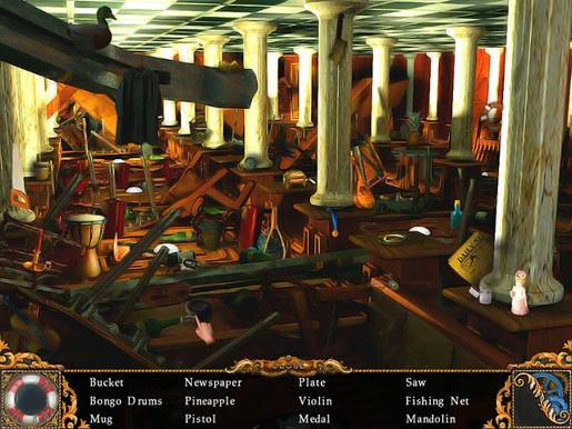 Epic Escapes - Dark Seas ภาพตัวอย่าง 01