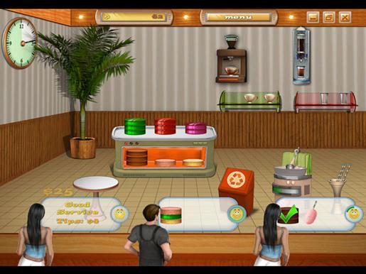 Cake Shop ภาพตัวอย่าง 03
