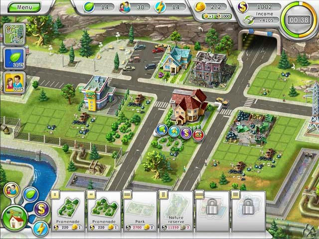 Green City ScreenShot02