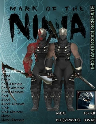 Ninja Gaiden _ Por Jhotam K3i50cw6117w464zg