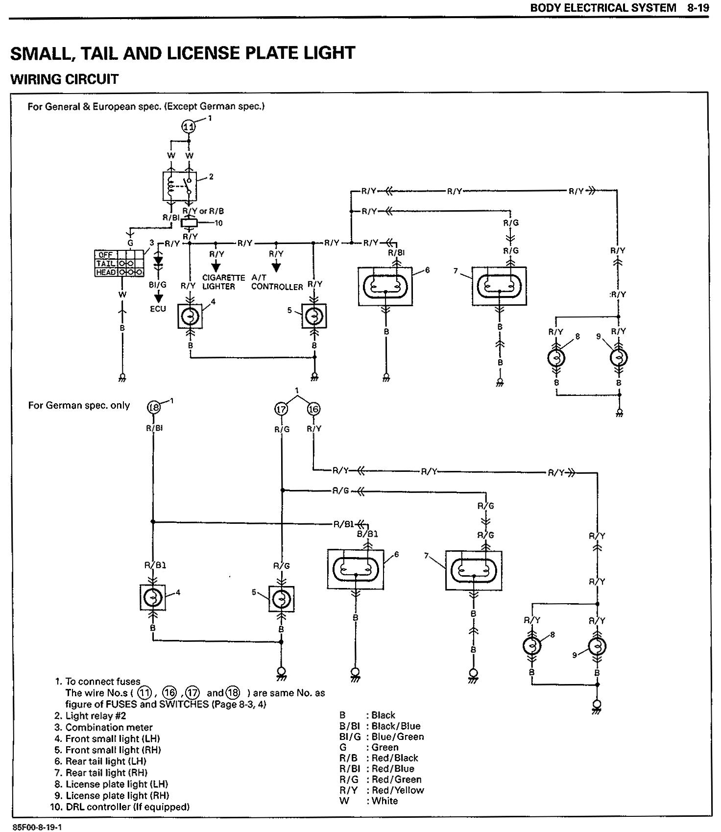 ag32ruz0n1bbsu8zg no dashlights vitara 2 0 v6 page 2 suzuki forums suzuki forum suzuki verona wiring diagram at reclaimingppi.co