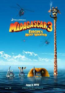 نقد و بررسی انیمیشن Madagascar 3: Europe