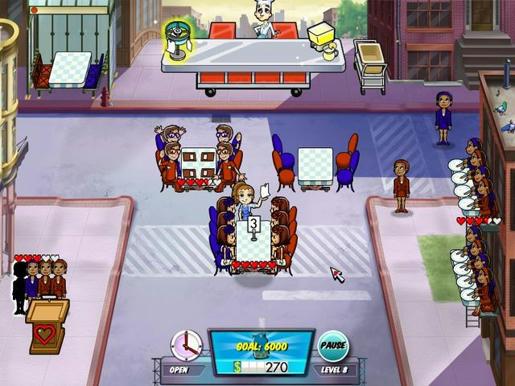 Diner Dash 5 - Boom! ภาพตัวอย่าง 03