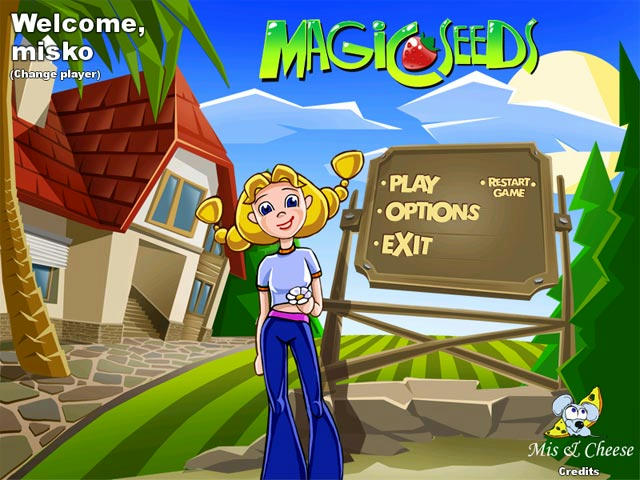 Magic Seeds ภาพตัวอย่าง ๓