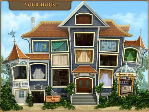 Gardenscapes - Mansion Makeover ภาพตัวอย่าง 03