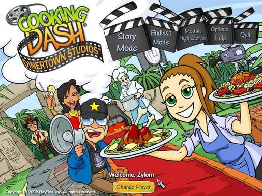 Cooking Dash - DinerTown Studios ภาพตัวอย่าง 01