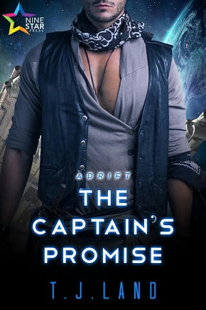 T.J. Land - The Captain's Promise Cover