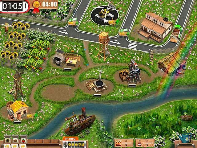 TV Farm ScreenShot01