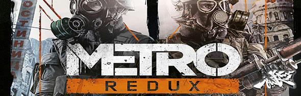 با لیست نمرات عنوان Metro: Redux همراه شوید