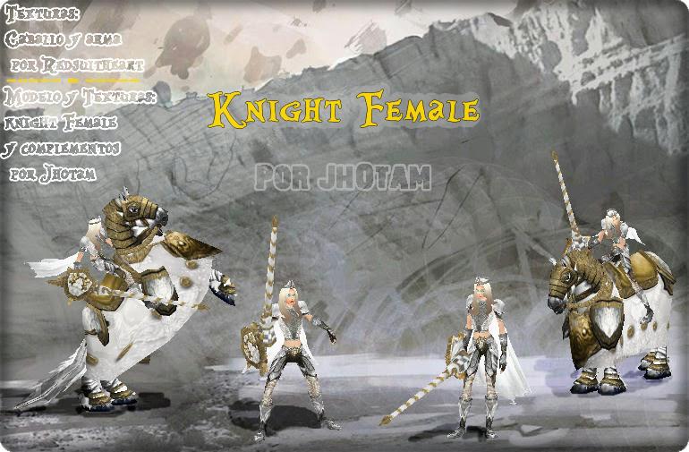 Knight Female _ Por Jhotam D3lhdwdnws81kddfg