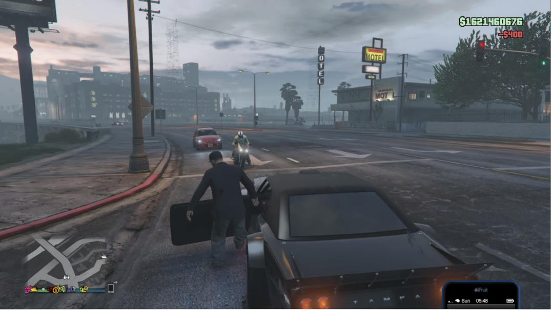 how to get your driving up in gta 5 online