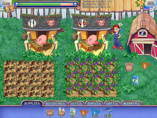Farm Craft ภาพตัวอย่าง 01