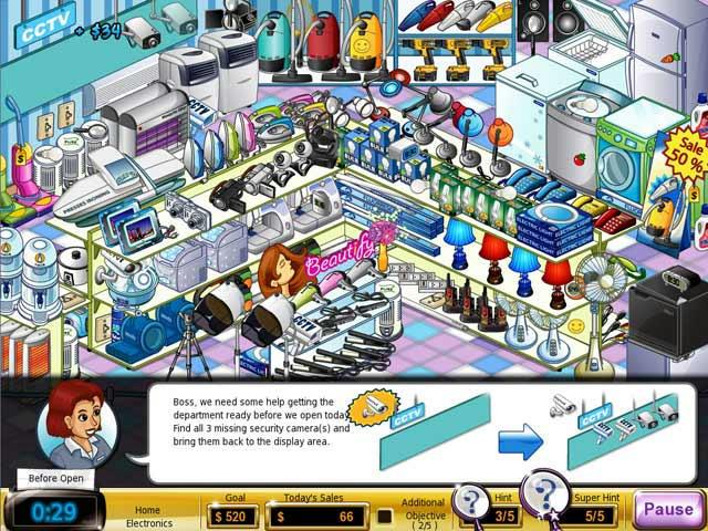 Shop-n-Spree ภาพตัวอย่าง 03