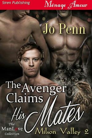 Jo Penn - The Avenger Claims His Mate Cover