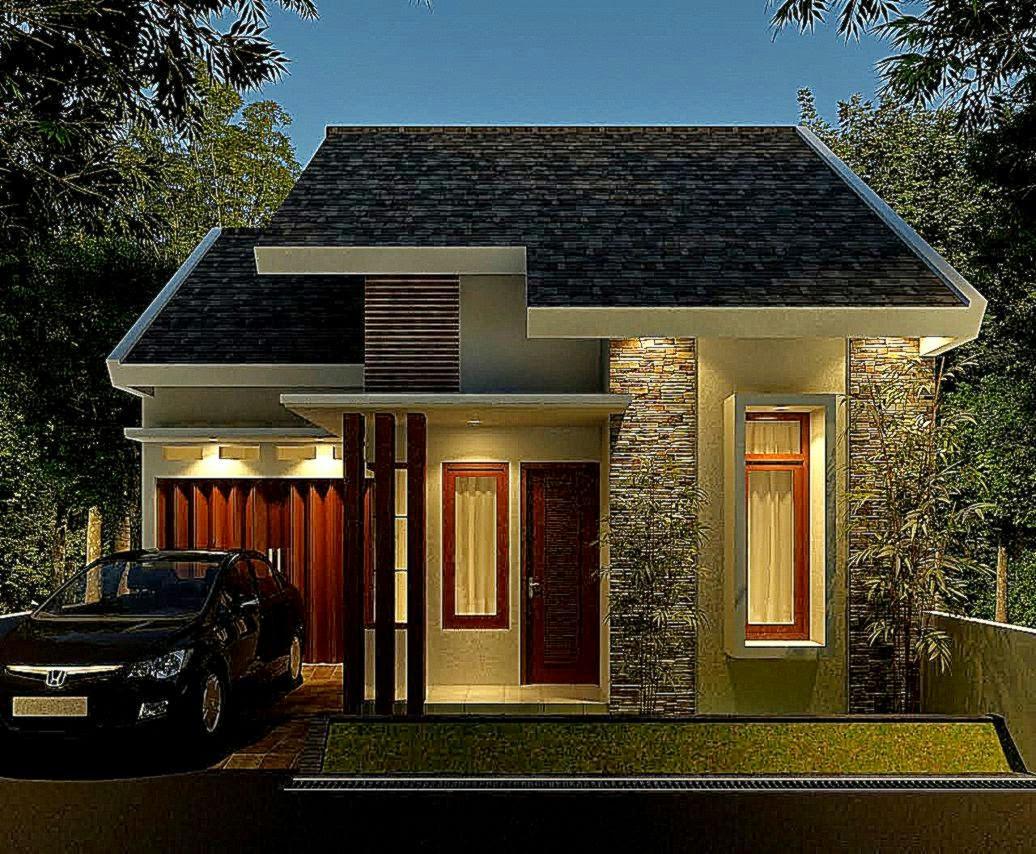 Contoh gambar rumah idaman dengan bentuk minimalis creo for House minimalis